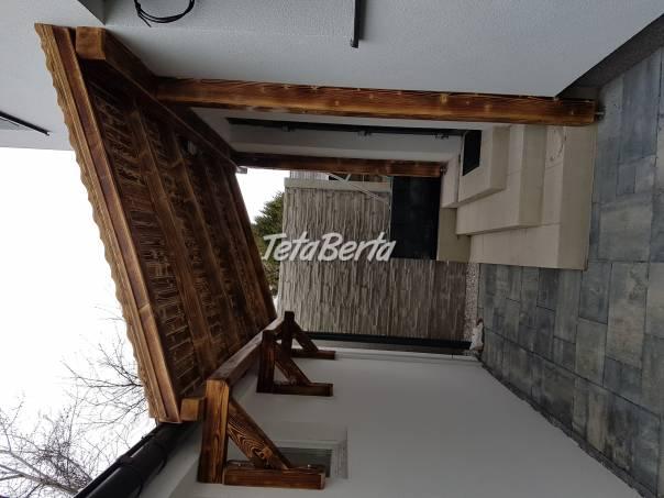 Pristresok nad schodami., foto 1 Dom a záhrada, Záhradný nábytok, dekorácie   Tetaberta.sk - bazár, inzercia zadarmo