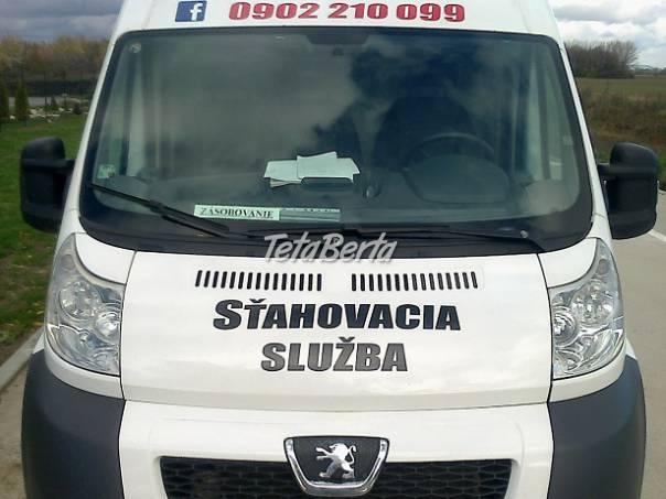 9599ef693 Sťahovacia služba - stahovanie Bánovce nad Bebravou - autodoprava, |  Tetaberta.sk - bazár, inzercia zadarmo