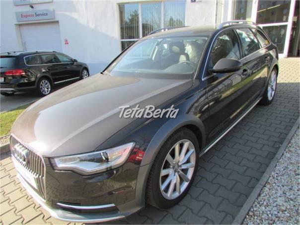 Audi A6 Allroad Allroad 3.0 TDIR quattro Tiptronic, foto 1 Auto-moto, Automobily | Tetaberta.sk - bazár, inzercia zadarmo