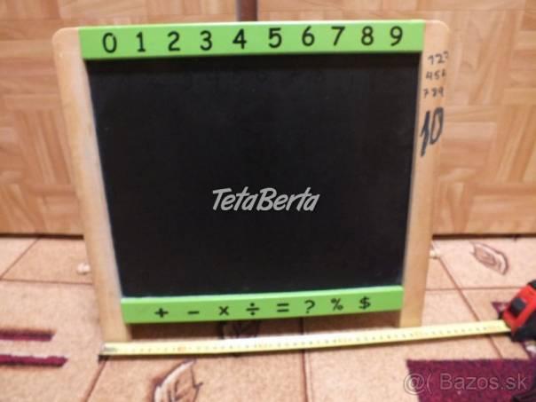 Predám malú detskú tabuľu., foto 1 Pre deti, Školské potreby | Tetaberta.sk - bazár, inzercia zadarmo