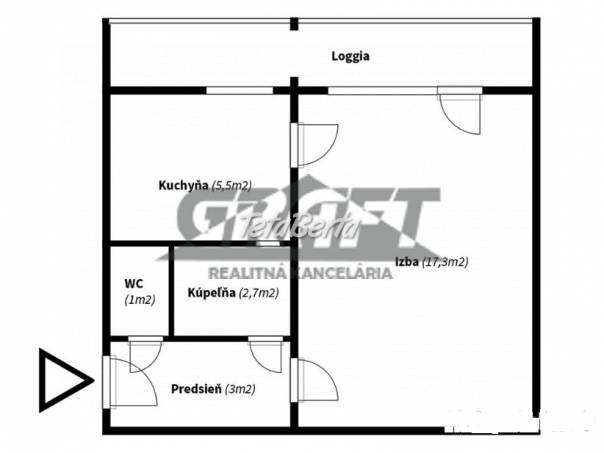GRAFT ponúka 1-izb. byt Landauova ul. - Dúbravka , foto 1 Reality, Byty | Tetaberta.sk - bazár, inzercia zadarmo