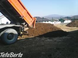 hlina,zemina s dovozom Kosice , Dom a záhrada, Stavba a rekonštrukcia domu  | Tetaberta.sk - bazár, inzercia zadarmo