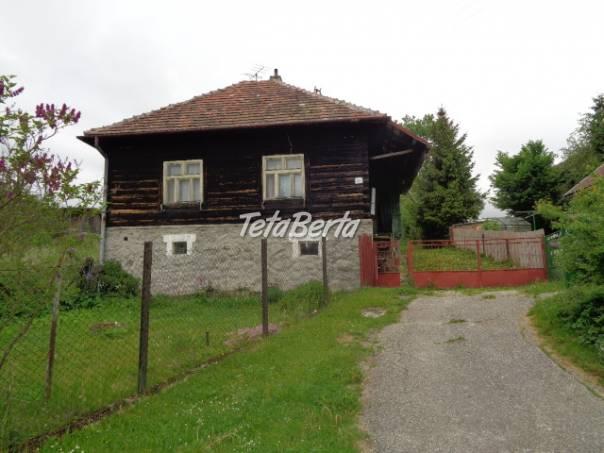 Rodinný dom na rekreačné účely v obci Sklené, foto 1 Reality, Domy | Tetaberta.sk - bazár, inzercia zadarmo