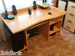 Počítačový Stôl  , Dom a záhrada, Stoly, pulty a stoličky  | Tetaberta.sk - bazár, inzercia zadarmo
