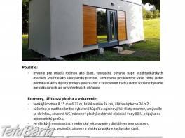 Mobilný modulový dom , Dom a záhrada, Stavba a rekonštrukcia domu  | Tetaberta.sk - bazár, inzercia zadarmo