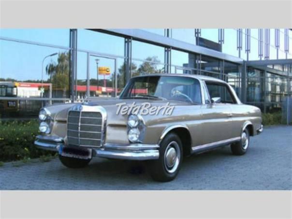 Mercedes-Benz 115 W111 280 SE COUPE AUTOMATIC, foto 1 Auto-moto, Automobily | Tetaberta.sk - bazár, inzercia zadarmo