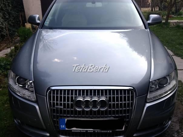 Audi A6 allroad na predaj, foto 1 Auto-moto, Štvorkolky | Tetaberta.sk - bazár, inzercia zadarmo