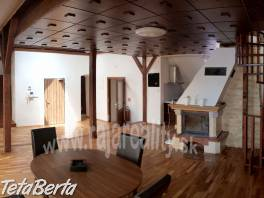 4 izbový byt s krbom - 196 m2 , Reality, Byty  | Tetaberta.sk - bazár, inzercia zadarmo