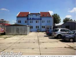 Predaj priemyselného areálu na pozemku 2321 m2 s 3podlažnou budovou (ÚP 462 m2), BA II - Ružinov časť Trnávka , Reality, Ostatné  | Tetaberta.sk - bazár, inzercia zadarmo