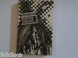 Predám knihu - Katova pieseň 1. , Hobby, voľný čas, Film, hudba a knihy  | Tetaberta.sk - bazár, inzercia zadarmo