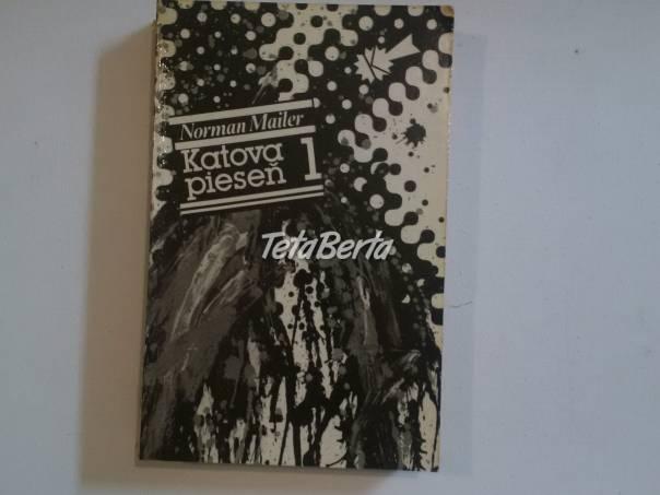Predám knihu - Katova pieseň 1., foto 1 Hobby, voľný čas, Film, hudba a knihy   Tetaberta.sk - bazár, inzercia zadarmo