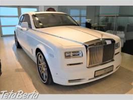 Rolls-Royce Phantom / ZÁBAVNÍ SYSTÉM VZADU , Auto-moto, Automobily  | Tetaberta.sk - bazár, inzercia zadarmo