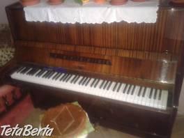klavír - pianino NOCTURNO , Hobby, voľný čas, Film, hudba a knihy  | Tetaberta.sk - bazár, inzercia zadarmo