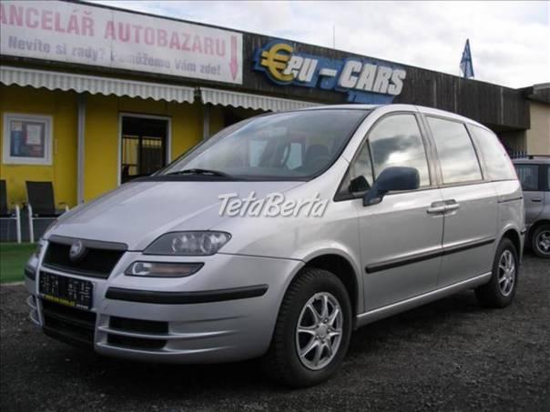 Fiat Ulysse 2.2 JTD,  ABS,ESP,DIGIKLIMA,7M, foto 1 Auto-moto, Automobily | Tetaberta.sk - bazár, inzercia zadarmo