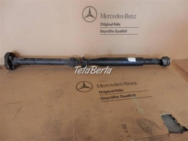 Mercedes-Benz Třída ML Kardan pro ML W164, foto 1 Auto-moto | Tetaberta.sk - bazár, inzercia zadarmo