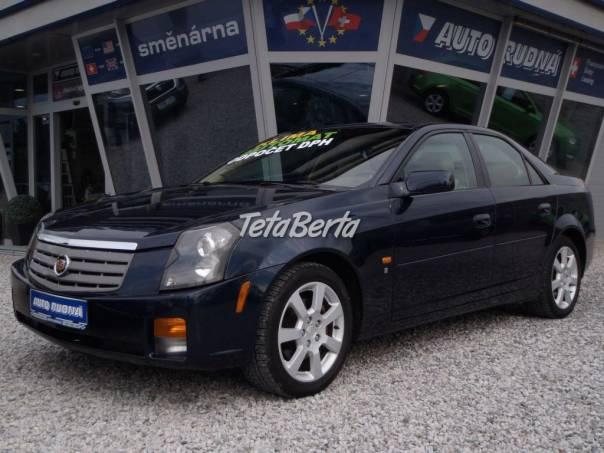 Cadillac CTS 3,6-V6 Automat, foto 1 Auto-moto, Automobily   Tetaberta.sk - bazár, inzercia zadarmo