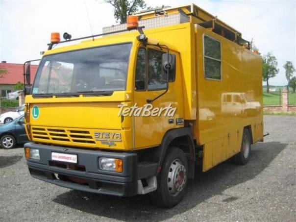 servisní vůz - střešní plošina, foto 1 Auto-moto, Automobily | Tetaberta.sk - bazár, inzercia zadarmo