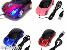 3D optické myši - autíčka , Elektro, Príslušenstvo  | Tetaberta.sk - bazár, inzercia zadarmo