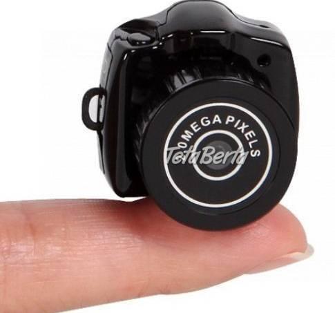 Mini videokamera - Ultramini kamera Spycam full HD, foto 1 Elektro, Foto | Tetaberta.sk - bazár, inzercia zadarmo