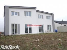 *** NOVOSTAVBA *** 4 izbový dom o rozlohe 110m2, tehla – nová lokalita MALÝ RAJ v obci SLOVENSKÝ GROB , Reality, Domy  | Tetaberta.sk - bazár, inzercia zadarmo
