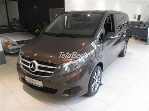 Mercedes-Benz Třída V 2,2 V 220CDI L, foto 1 Auto-moto, Automobily   Tetaberta.sk - bazár, inzercia zadarmo