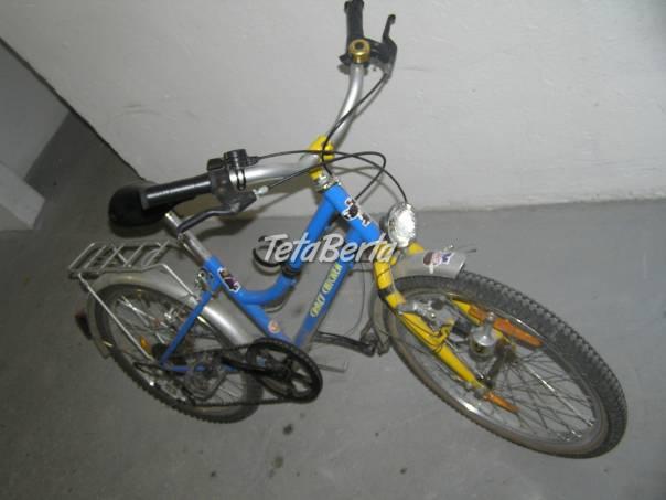 Detský bicykel 20, foto 1 Pre deti, Ostatné   Tetaberta.sk - bazár, inzercia zadarmo