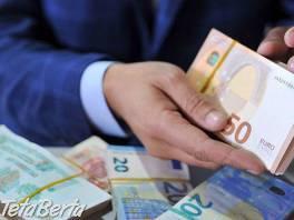Potrebujete financovanie svojich projektov , Práca, Ostatné  | Tetaberta.sk - bazár, inzercia zadarmo