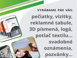 Reklama čadca_hura reklama , Obchod a služby, Reklama  | Tetaberta.sk - bazár, inzercia zadarmo