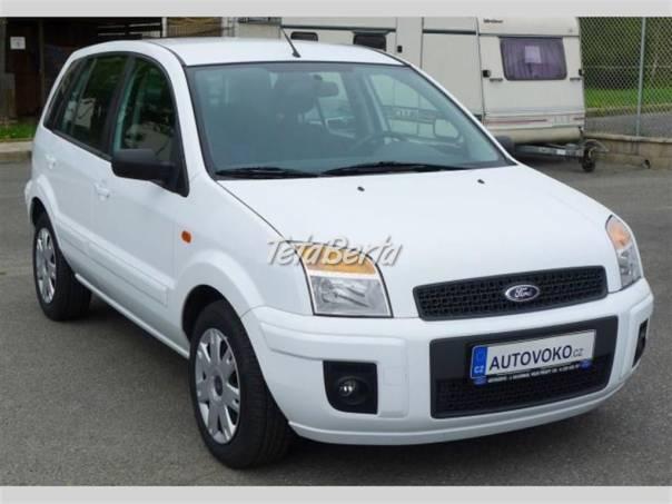Ford Fusion 1.6 TDCi 66 kW, foto 1 Auto-moto, Automobily | Tetaberta.sk - bazár, inzercia zadarmo