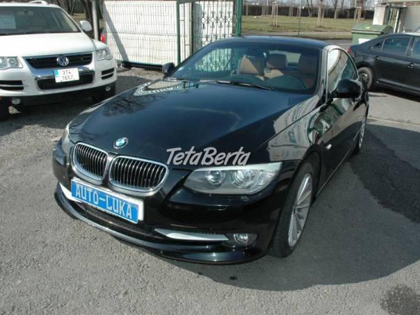 BMW Řada 3 335 I kabriolet s pevnou střechou, foto 1 Auto-moto, Automobily | Tetaberta.sk - bazár, inzercia zadarmo