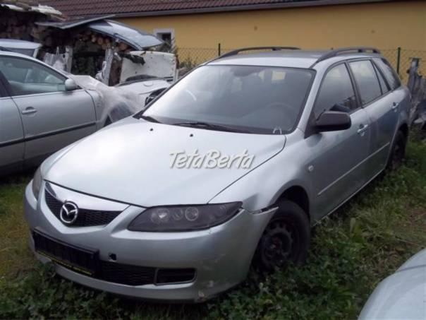 Mazda 6 2.0TD náhradní díly z tohoto voz, foto 1 Auto-moto | Tetaberta.sk - bazár, inzercia zadarmo