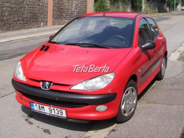 Peugeot 206 1.4 Diesel, foto 1 Auto-moto, Automobily | Tetaberta.sk - bazár, inzercia zadarmo