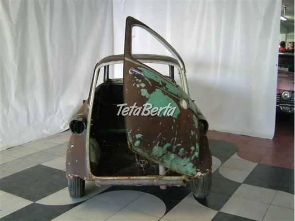 Isetta 600, foto 1 Auto-moto, Automobily | Tetaberta.sk - bazár, inzercia zadarmo