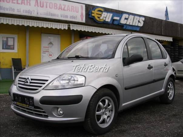 Citroën C3 1,4   AUTOMAT,ABS,KLIMA, foto 1 Auto-moto, Automobily | Tetaberta.sk - bazár, inzercia zadarmo
