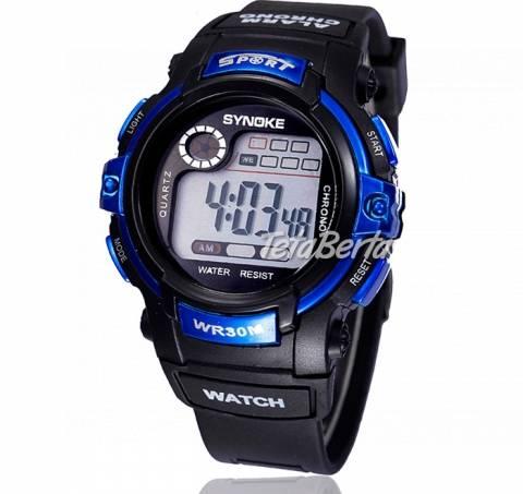 Módne digitálne športové LED hodinky., foto 1 Móda, krása a zdravie, Hodinky a šperky   Tetaberta.sk - bazár, inzercia zadarmo