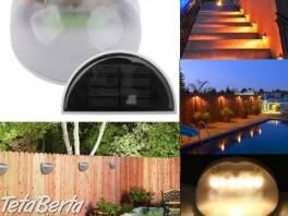 Solárne nástenné LED svietidlo so 6 LED diódami ! , Dom a záhrada, Ostatné  | Tetaberta.sk - bazár, inzercia zadarmo