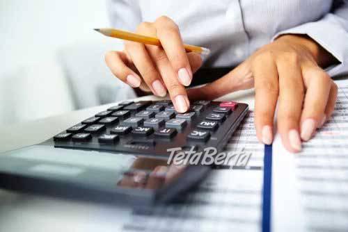 Spracovanie účtovníctva, foto 1 Práca, HR a účtovníctvo | Tetaberta.sk - bazár, inzercia zadarmo