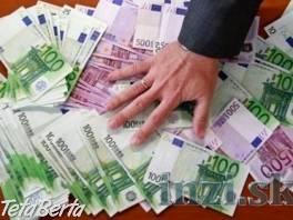 ÚVER == VERTE TOMU ALEBO NIE, MÔŽETE SI SVOJE PÔŽIČKY ZA MENEJ AKO HODINU , Obchod a služby, Financie  | Tetaberta.sk - bazár, inzercia zadarmo