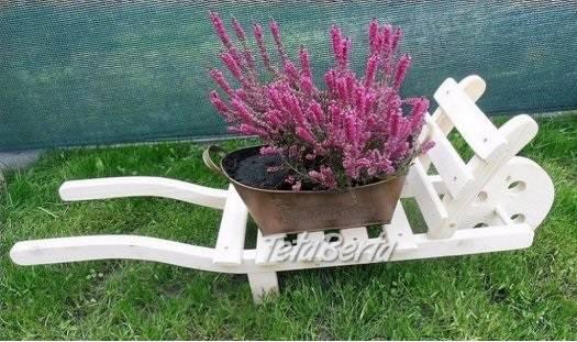 Furik na kvety do záhrady - 80 cm, foto 1 Dom a záhrada, Záhradný nábytok, dekorácie | Tetaberta.sk - bazár, inzercia zadarmo