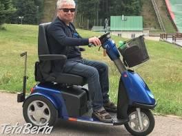 Elektrické invalidní skútry pro seniory a ztp , Auto-moto, Motocykle a Štvorkolky  | Tetaberta.sk - bazár, inzercia zadarmo