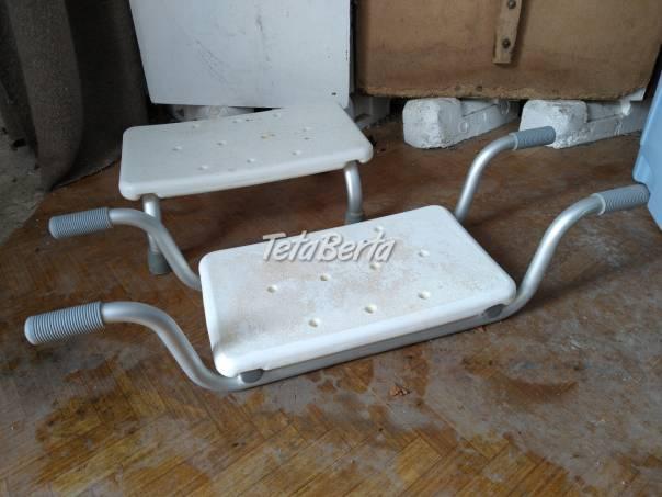Predám plastový sedák do vane a schodík. , foto 1 Hobby, voľný čas, Ostatné | Tetaberta.sk - bazár, inzercia zadarmo