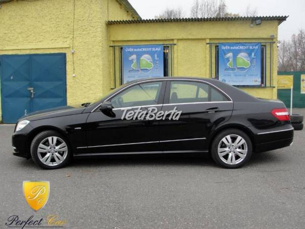 Mercedes-Benz Třída E E 220 CDI, foto 1 Auto-moto, Automobily | Tetaberta.sk - bazár, inzercia zadarmo