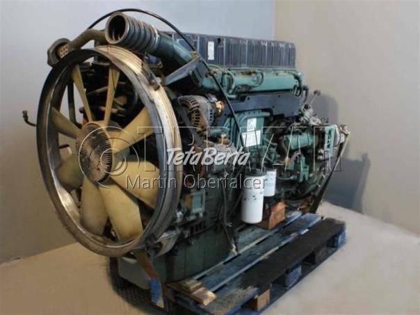 motor D12D 380/420/460 EURO 3, foto 1 Auto-moto | Tetaberta.sk - bazár, inzercia zadarmo
