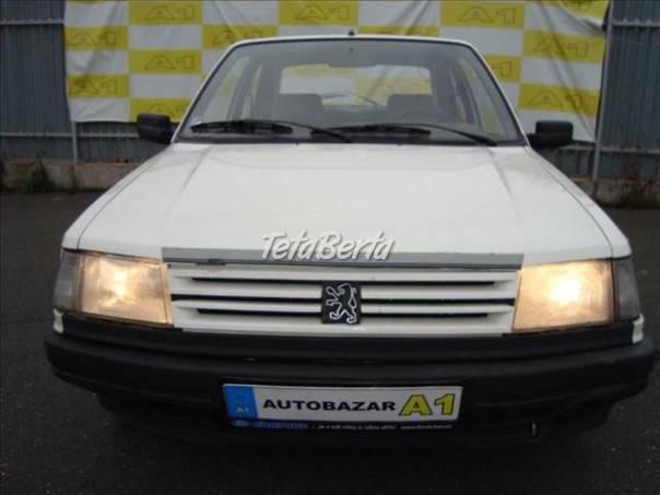 Peugeot 309 1.9 XRD!BEZ KOROZE!, foto 1 Auto-moto, Automobily   Tetaberta.sk - bazár, inzercia zadarmo