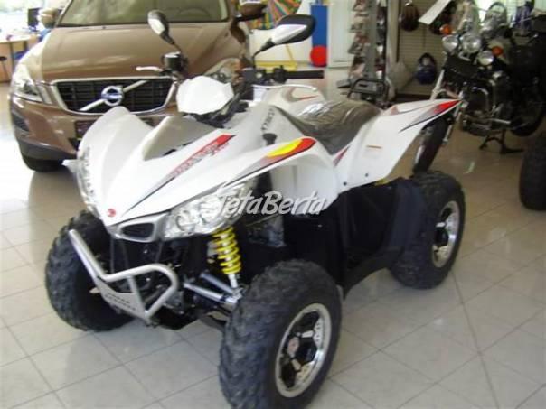 Kymco  450EFi, 4x4 sportPracant, foto 1 Auto-moto | Tetaberta.sk - bazár, inzercia zadarmo