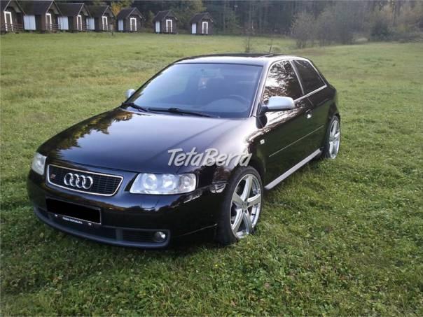 Audi S3 1,8t Quattro, foto 1 Auto-moto, Automobily | Tetaberta.sk - bazár, inzercia zadarmo