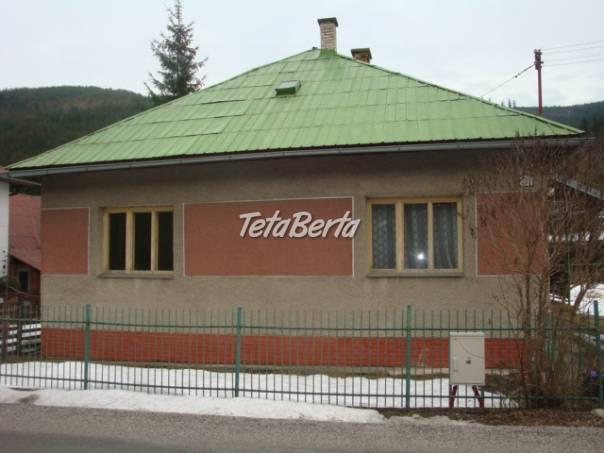 Zachovalý 3i RD v Osrblí - rezervované, foto 1 Reality, Domy | Tetaberta.sk - bazár, inzercia zadarmo