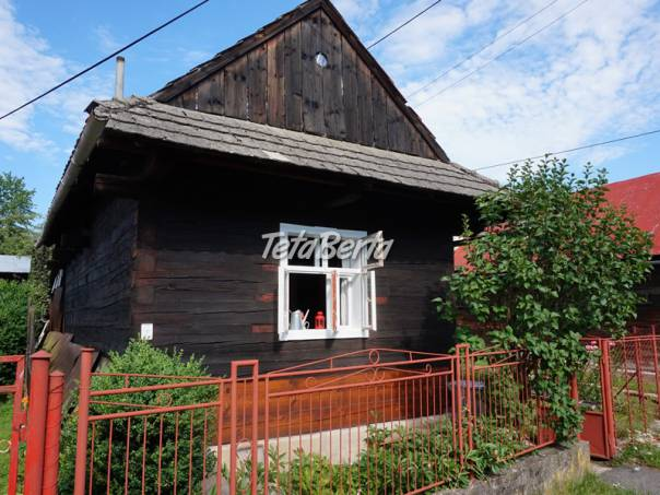 RE0102959 Rekreačný objekt / Chalupa (Predaj), foto 1 Reality, Chaty, chalupy | Tetaberta.sk - bazár, inzercia zadarmo