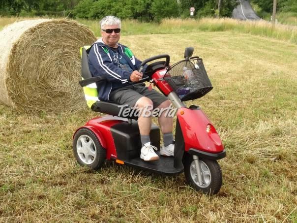 Elektrické tříkolky pro seniory, foto 1 Auto-moto, Motocykle a Štvorkolky | Tetaberta.sk - bazár, inzercia zadarmo
