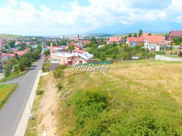 Ponúkame Vám na predaj POZEMOK na Kamennej Bani v Kežmarku, foto 1 Reality, Pozemky | Tetaberta.sk - bazár, inzercia zadarmo